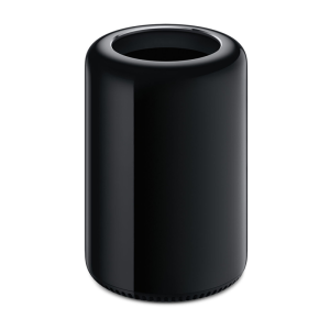 Mac Pro Late 2013 (Intel Quad-Core Xeon 3.7 GHz 12 GB RAM 256 GB SSD), Intel Xeon E5 3,7 GHz, 12 GB 1867 MHz DDR3, SSD 256GB