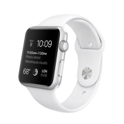 Apple Watch Watch Sport 42mm, Blanco, Edad aprox. del producto: 11 meses
