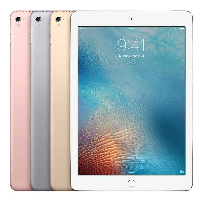 iPad Pro 9.7-inch (Wi-Fi), 128 GB, Gold, Edad aprox. del producto: 23 meses