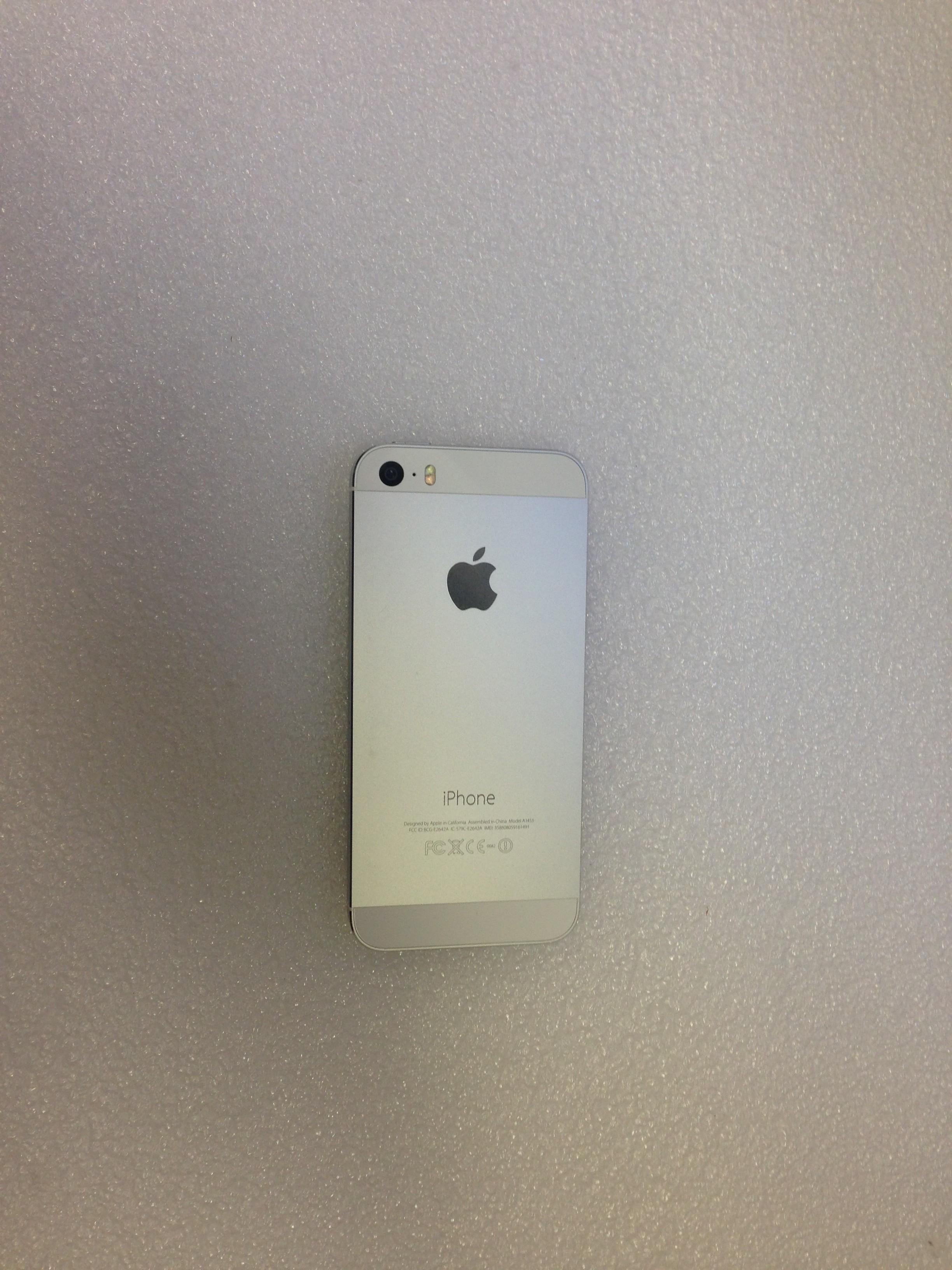 iPhone 5s, 64GB, Plata, imagen 4