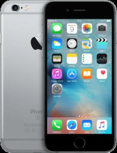 iPhone 6S, 64 GB, GRIS