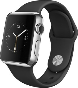 Apple Watch Watch Standard 42mm, Negra deportiva