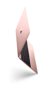 MacBook 12-inch Retina, Intel Core M 1,1 GHz, 8 GB, 256 GB SSD Flash, Edad aprox. del producto: 6 meses