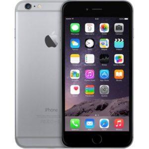 iPhone 6Splus, 16 GB, Gris espacial, Edad aprox. del producto: 23 meses