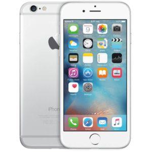 iPhone 6S, 16 GB, Plata, Edad aprox. del producto: 21 meses