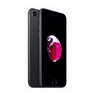 iPhone 7, 128 GB, Negro mate, Edad aprox. del producto: 12 meses