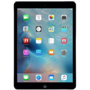 iPad Air (Wi-Fi), 16 GB, Space Gray