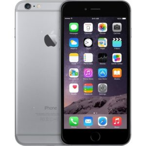 iPhone 6Splus, 16 GB, Gray, Edad aprox. del producto: 30 meses