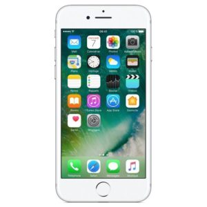 iPhone 7 128GB, 128 GB, Silver, Edad aprox. del producto: 21 meses