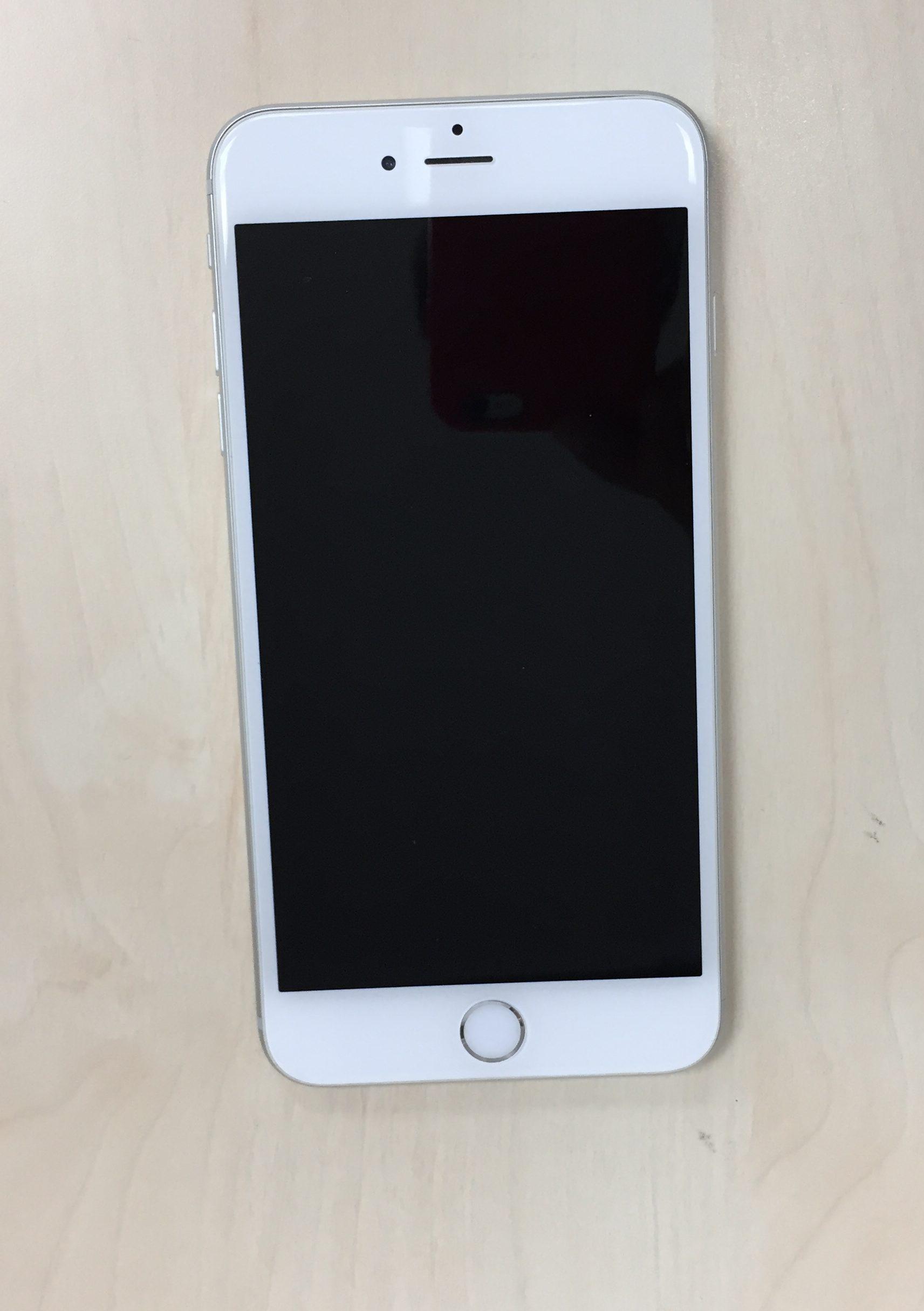 iPhone 6 Plus 64GB, 64 GB, Silver, imagen 1