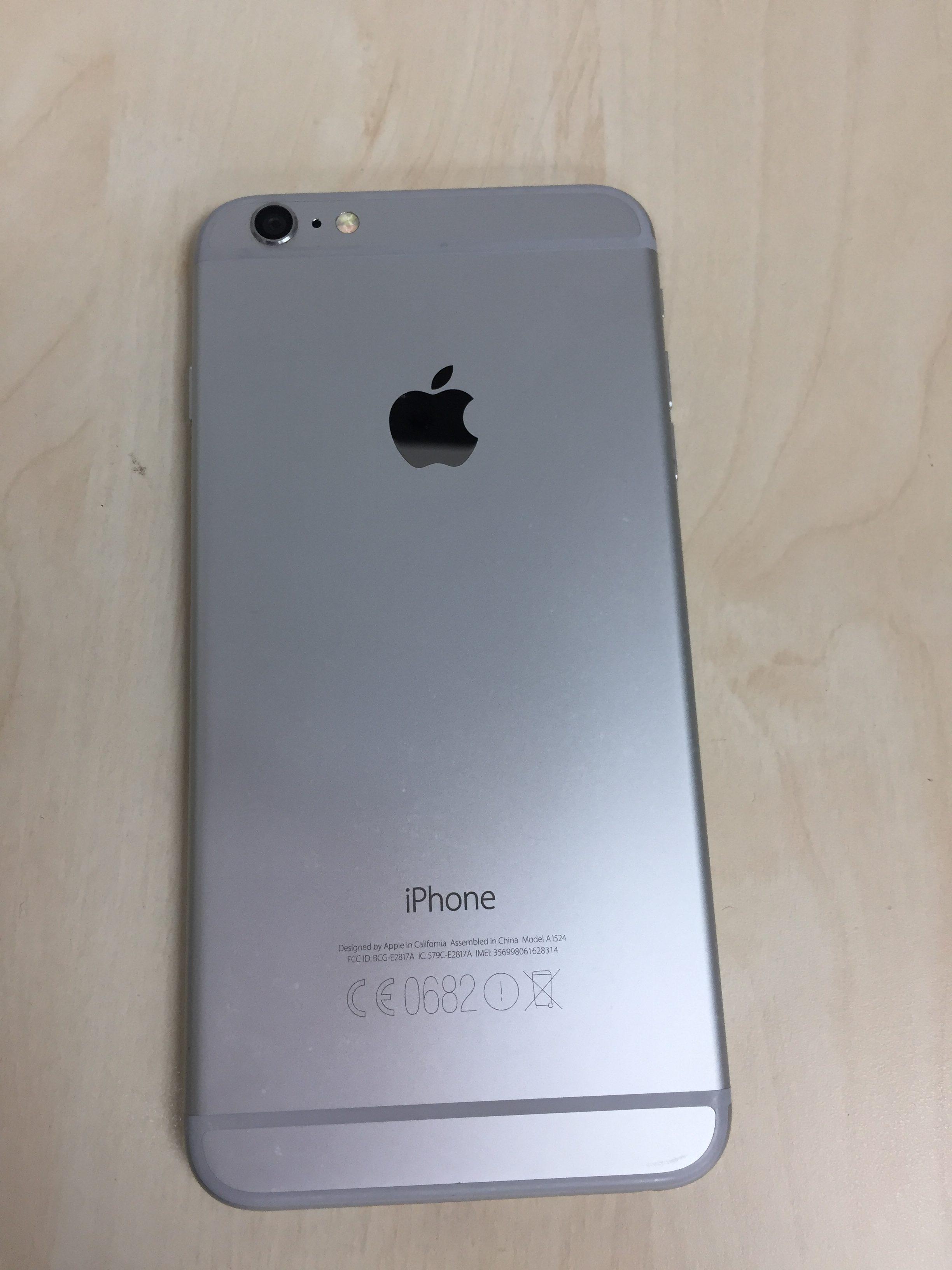 iPhone 6 Plus 64GB, 64 GB, Silver, imagen 2