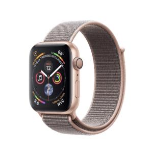Watch Series 4 Aluminum (44mm), Gold