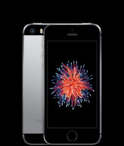 iPhone SE 16GB, 16GB, Gray
