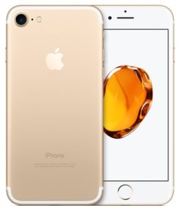 iPhone 7 32GB, 32 GB, Gold