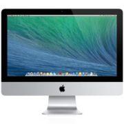 "iMac 21.5"" Late 2013 (Intel Quad-Core i5 2.7 GHz 8 GB RAM 1 TB HDD), Quad Core Intel Core i5 2.7GHz, 8GB DDR3 1600MHz, 1TB HDD 5400rpm"