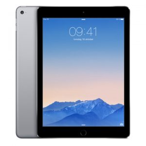 iPad Air 2 Wi-Fi + Cellular 16GB, 16GB, Gray
