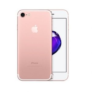 iPhone 7 128GB, 128GB, Rose Gold
