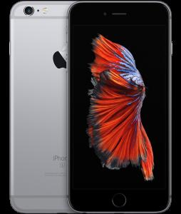 iPhone 6S Plus 64GB, 64GB, Gray
