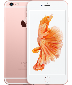 iPhone 6S Plus 64GB, 64 GB, Rose Gold