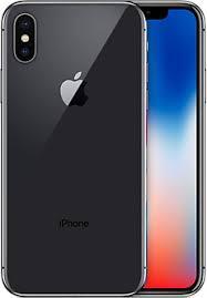 iPhone X 256GB, 256 GB, Gray