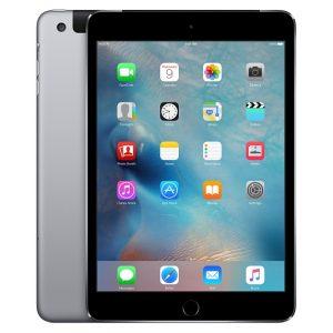 iPad mini 3 Wi-Fi + Cellular 16GB, 16GB, Gray