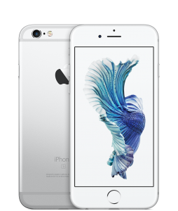 iPhone 6S 64GB, 64 GB, Silver