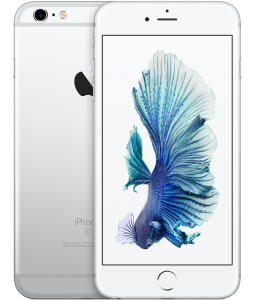 iPhone 6S Plus 128GB, 128GB, Silver
