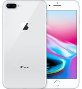 iPhone 8 Plus 64GB, 64 GB, Silver