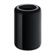 Mac Pro Late 2013 (Intel 6-Core Xeon 3.5 GHz 16 GB RAM 256 GB SSD), Intel Xeon E5, 3.5 GHz (Ivy Bridge), 16 GB (1866 MHz), 256 GB Flash