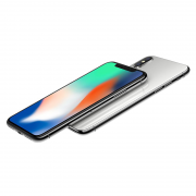 iPhone X 64GB, 64 GB, Space Gray