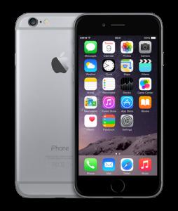 iPhone 6 64GB, 64GB, Grey