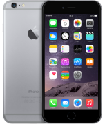 iPhone 6 Plus 64GB, 64 GB, Space Gray