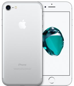 iPhone 7 32GB, 32 GB, Silver