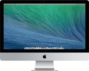 "iMac 27"" Late 2013 (Intel Quad-Core i7 3.5 GHz 24 GB RAM 3 TB Fusion Drive), Intel Quad-Core i7 3.5 GHz, 24 GB RAM, 3 TB Fusion Drive"