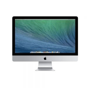 "iMac 21.5"" Late 2013 (Intel Quad-Core i5 2.7 GHz 8 GB RAM 1 TB HDD), Intel Quad-Core i5 2.7 GHz, 8 GB RAM, 1 TB HDD"