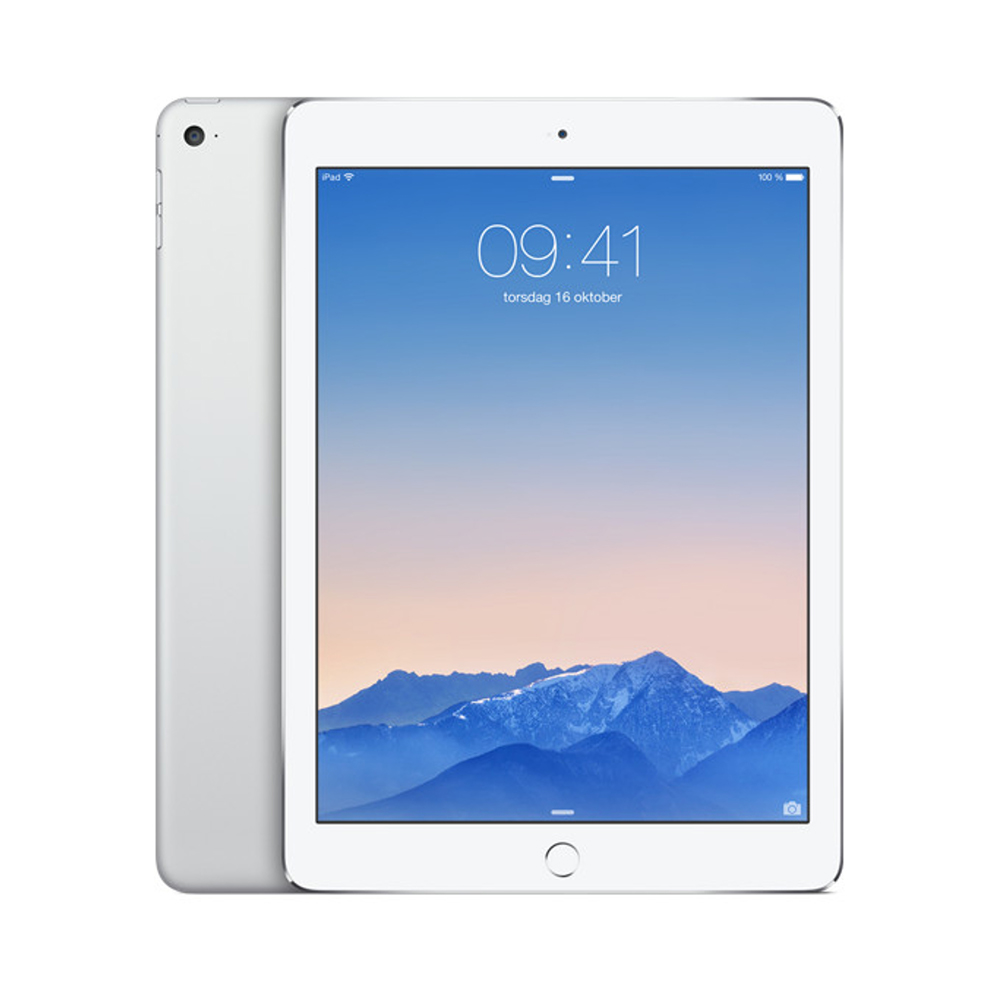 iPad Air 2 Wi-Fi, 128GB, Silver