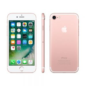 iPhone 7 128GB, 128GB, Rose Gold