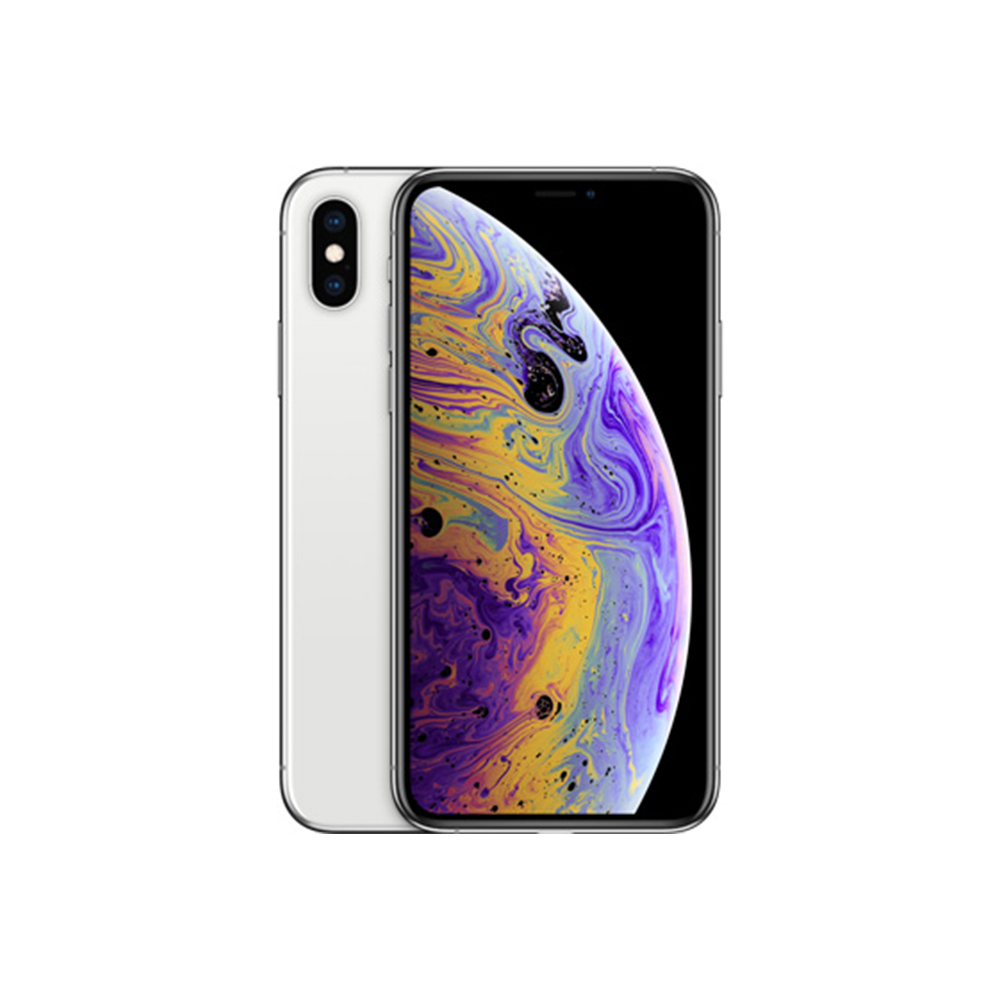 iPhone XS 64GB, 64GB, Silver