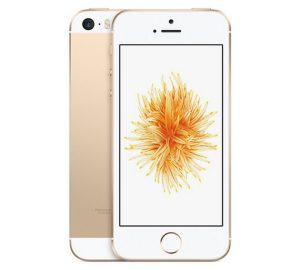 iPhone SE 128GB, 128GB, Gold