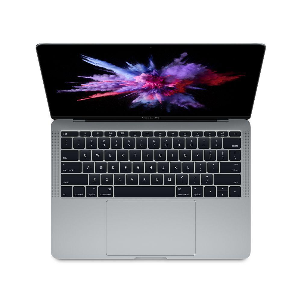 """MacBook Pro 13"""" 2TBT Mid 2017 (Intel Core i5 2.3 GHz 8 GB RAM 256 GB SSD), Space Gray, Intel Core i5 2.3 GHz, 16 GB RAM, 256 GB SSD"""
