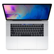 "MacBook Pro 15"" Touch Bar, Silver, Intel 6-Core i7 2.6 GHz, 16 GB RAM, 512 GB SSD"