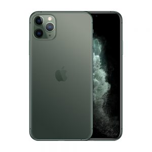 iPhone 11 Pro Max 512GB, 512GB, Midnight Green
