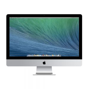 "iMac 27"" Late 2013 (Intel Quad-Core i7 3.5 GHz 16 GB RAM 1 TB HDD), Intel Quad-Core i7 3.5 GHz, 16 GB RAM, 1 TB HDD"