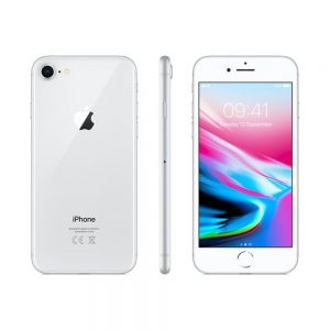 iPhone 8 256GB, 256GB, Silver