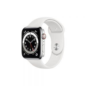 Watch Series 6 Aluminum (40mm), Silver