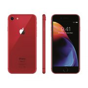 iPhone 8, 64GB, Red