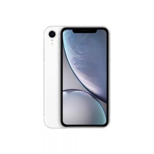 iPhone XR 128GB, 128GB, White