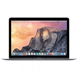 "MacBook 12"" Early 2015 (Intel Core M 1.1 GHz 8 GB RAM 256 GB SSD), Space Gray, Intel Core M 1.1 GHz, 8 GB RAM, 256 GB SSD"