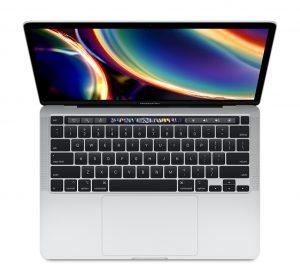 "MacBook Pro 13"" 2TBT Mid 2020 (Intel Quad-Core i5 1.4 GHz 16 GB RAM 512 GB SSD), Silver, Intel Quad-Core i5 1.4 GHz, 16 GB RAM, 512 GB SSD"