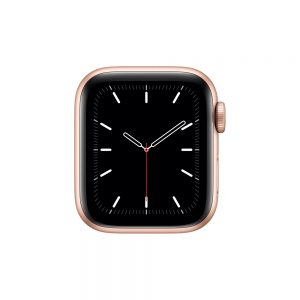 Watch Series 5 Aluminum Cellular (40mm), Gold